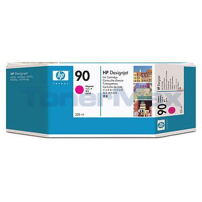 HP DESIGNJET 4000 NO 90 INK MAGENTA 225ML